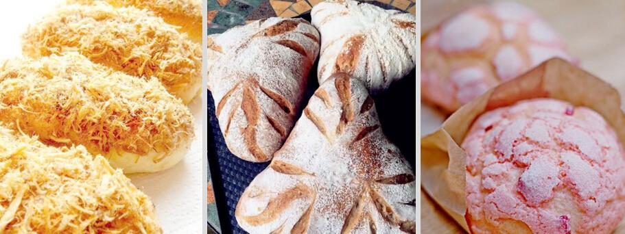 面包天使英式烘焙面包好吃