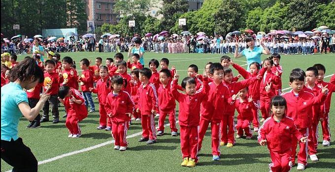 行知实验幼儿园规模大