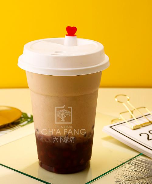 天下茶坊招牌奶茶