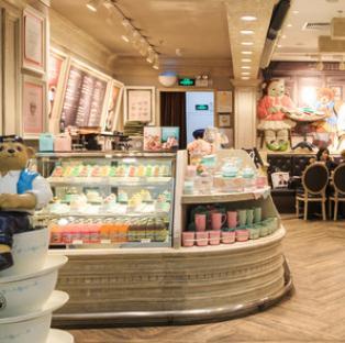 容桂甜品店裝修