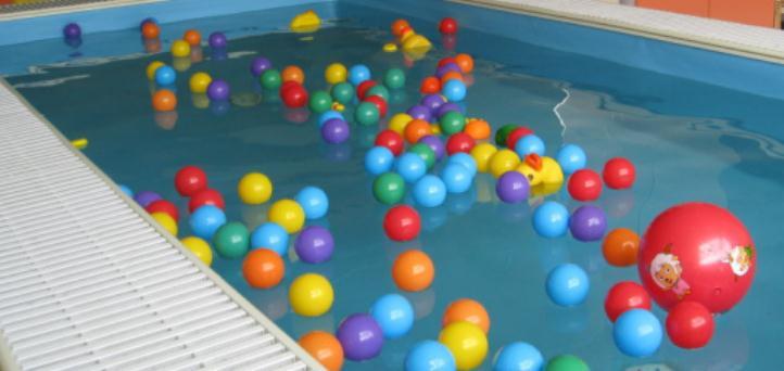 嗨佩兒嬰童生活館泳池