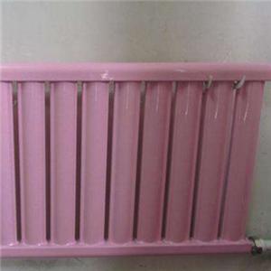 伊娜爾暖氣片粉色