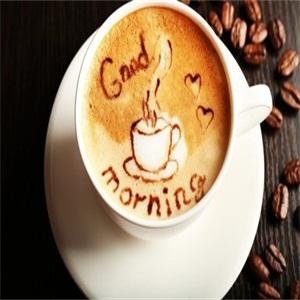 一墙花开摩卡咖啡