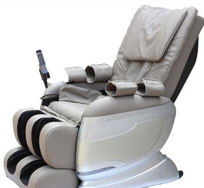 kgc按摩椅银色