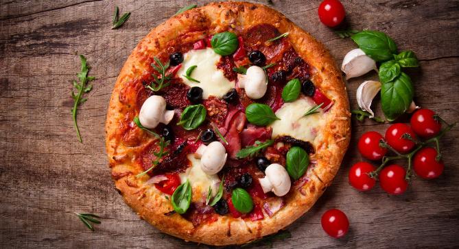 堡满意披萨