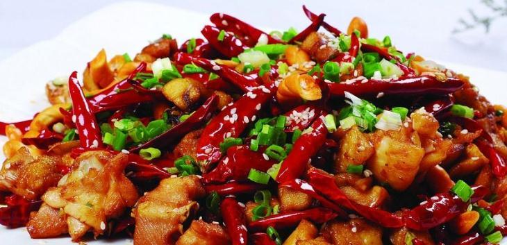 豫香园辣子鸡