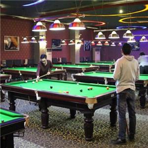玉珑泉休闲会馆桌球