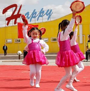 六一幼兒園舞蹈