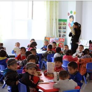 星河湾德福双语幼儿园引领高尚