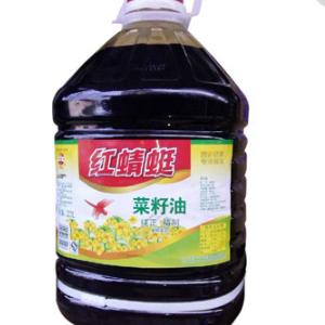 紅蜻蜓菜籽油品牌好