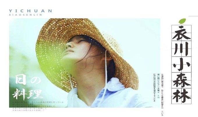 衣川小森林广告展示