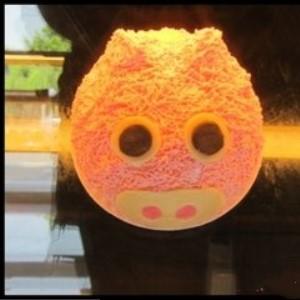 欧贝客烘焙坊熊仔蛋糕