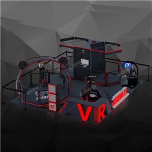 哇塞虚拟现实体验馆体验