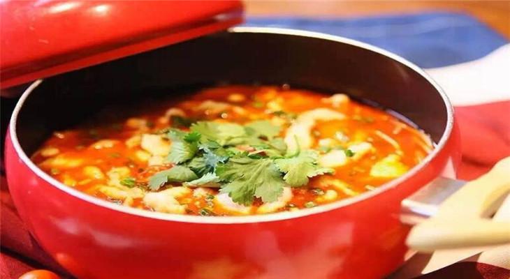 嗨番茄·番茄酸湯魚