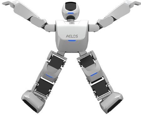 乐聚舞动机器人