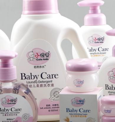 安安孕嬰嬰兒洗衣液