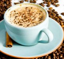 我们的时光咖啡实拍