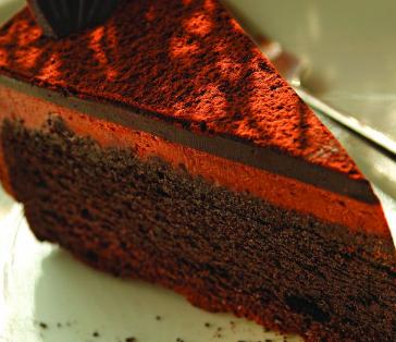 蛋糕魔法师巧克力