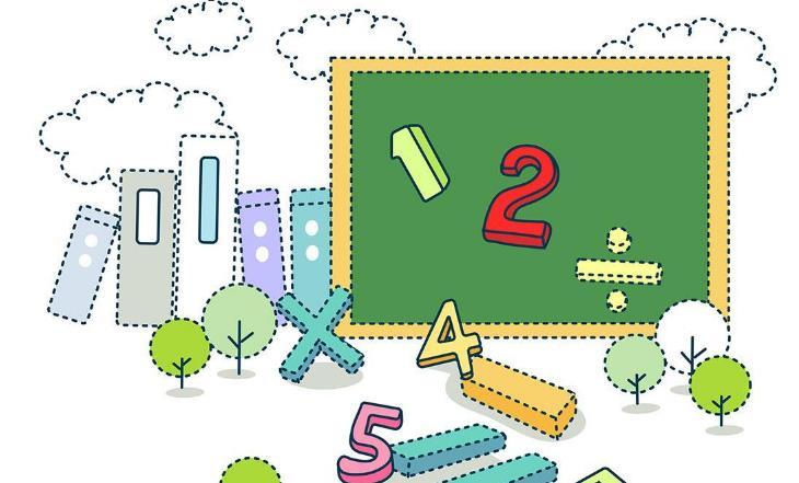 同步数学儿童教育