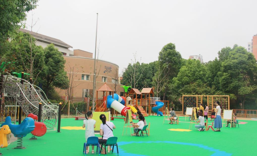 小螺号幼儿园环境