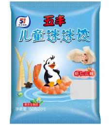 五丰-儿童饺子