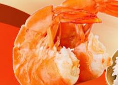 七尾虾虾汁拌饭