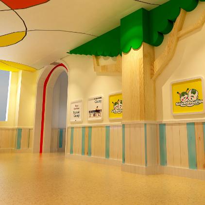 金匯實驗幼兒園內部設施
