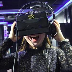 哇塞虚拟现实体验馆游戏
