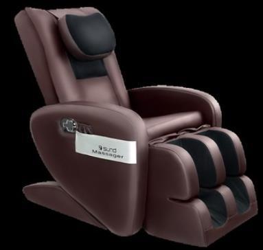 kgc按摩椅棕色