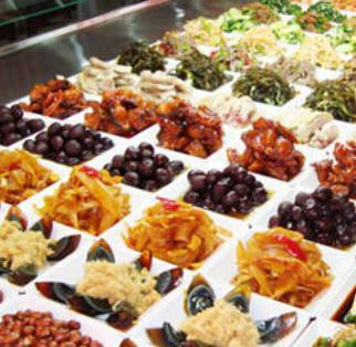 好樂福中式快餐連鎖水果