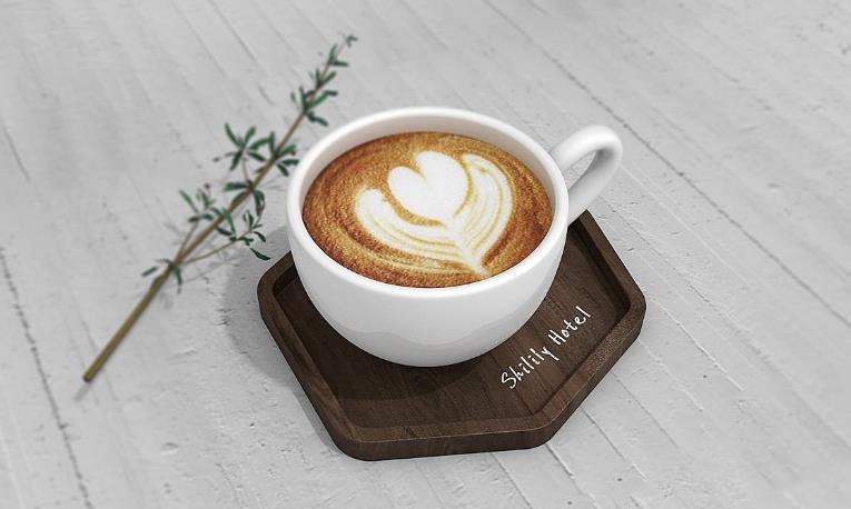 悦咖啡品牌咖啡