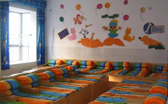 畅想艺术幼儿园学生休息室