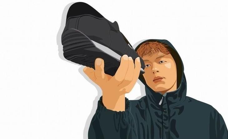 步之霸运动鞋
