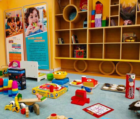 哈沐德国际早教玩具