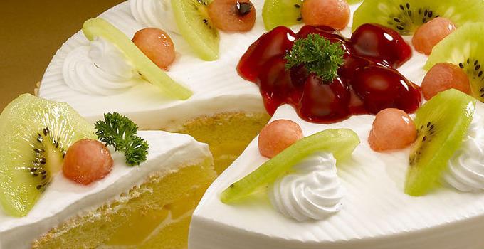幸福西饼生日蛋糕品质优