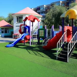 唐纳幼儿园游乐设施