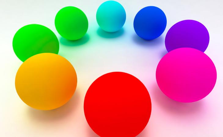 彩虹球不错的选择