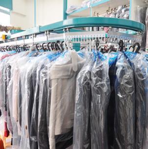 福奈特干洗衣物