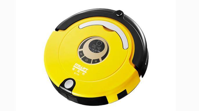 福玛特保洁机器人红外防撞设计