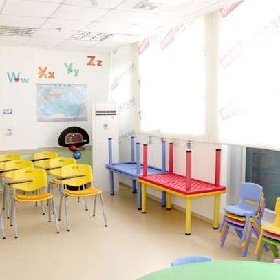 观澜英语培训教室