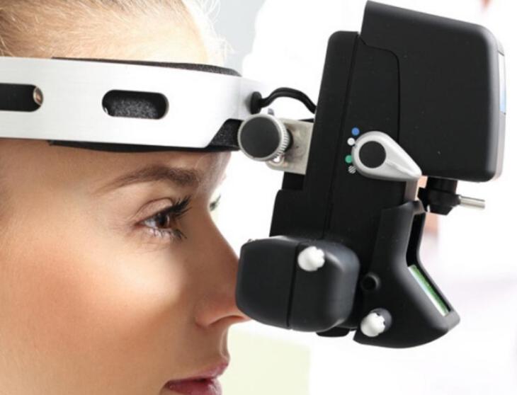 瞳康便携式智能视力矫正仪