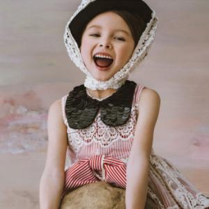 哈妮儿童摄影甜美