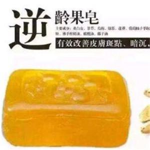 褐果果皂减龄