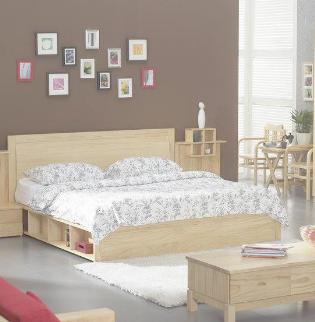 风尚家具床