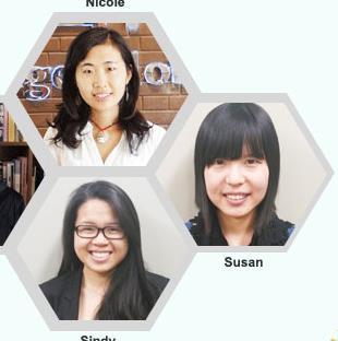 剑桥国际英语教育中心优秀讲师