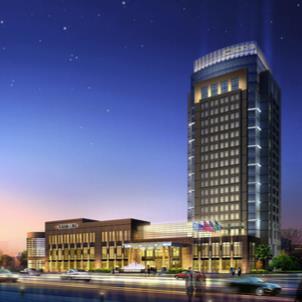 廣大商務酒店總部