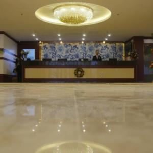 華美酒店大廳