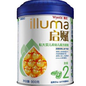 惠氏婴儿奶粉优质