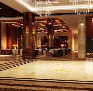 桂林雅斯特酒店大厅