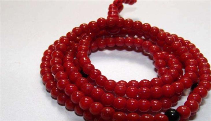 红豆饰品手串